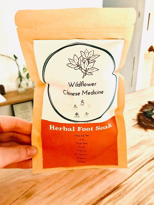 Chinese Herbal Foot Soaks