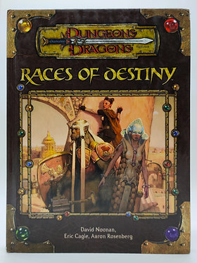 Dungeons & Dragons - Races of Destiny