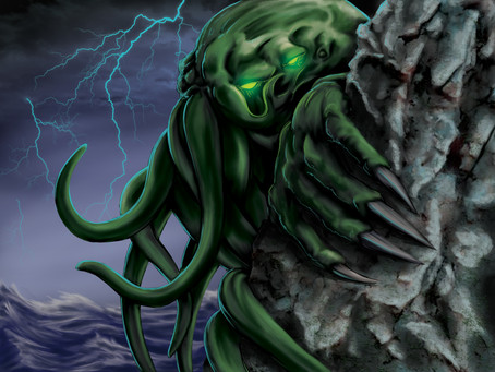 CTHULHU: Age of Madness - Behind the Artwork