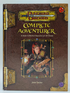 Dungeons & Dragons - Complete Adventurer