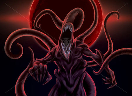 Cthulhu: Age of Madness Preview - Nyarlathotep Elder God Card