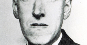 A History of the Necronomicon Part 1: H.P. Lovecraft