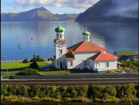Les îles Aléoutiennes