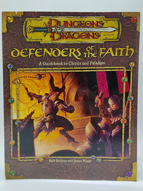 Dungeons & Dragons - Defenders of the Faith