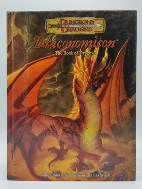 Dungeons & Dragons - Draconomicon: The Book of Dragons