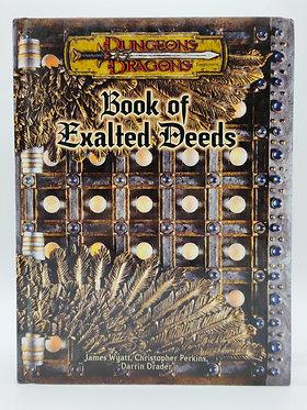 Dungeons & Dragons - Book of Exalted Deeds
