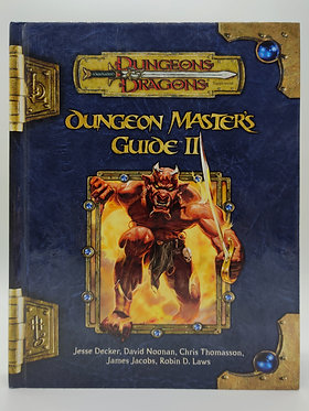 Dungeons & Dragons - Dungeon Master's Guide II