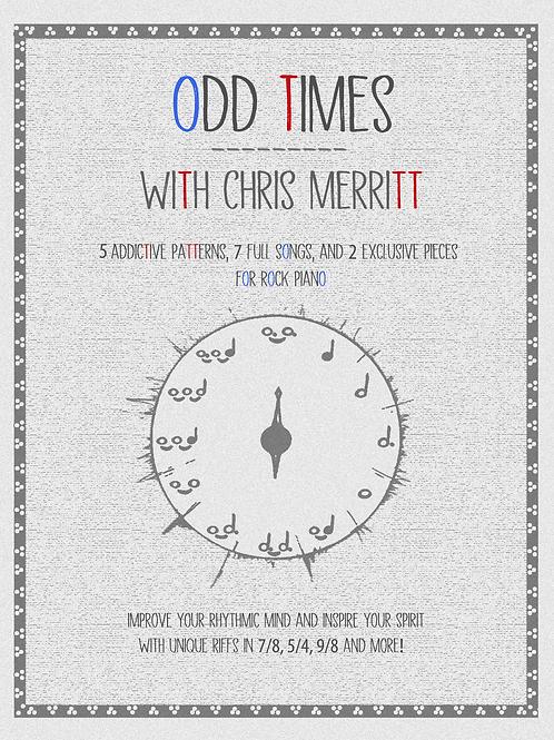 Odd Times With Chris Merritt (Digital Songbook)
