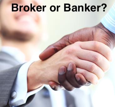 Broker v. Banker