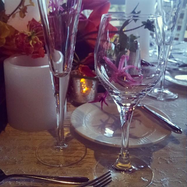 Instagram - Sunset reception #WeddingDay