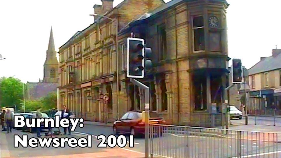 Burnley Film Makers: Newsreel 2001