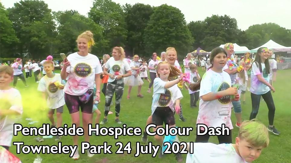 Pendleside Colour Dash 2021