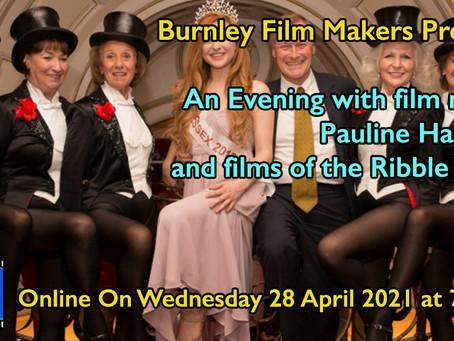 Pauline Harrison Film Maker