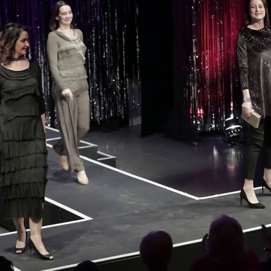 Burnley College Fashion Show 2018