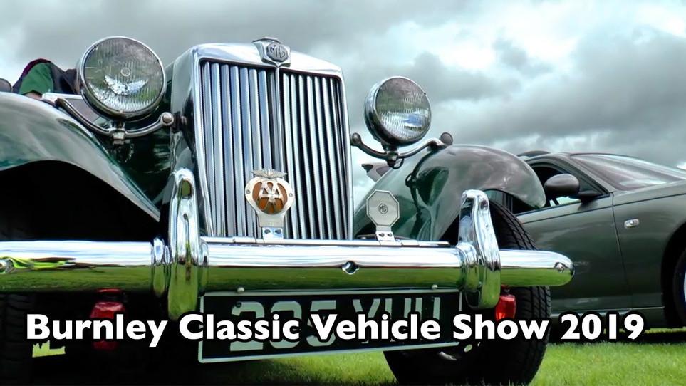Burnley Classic Vehicle Show 2019