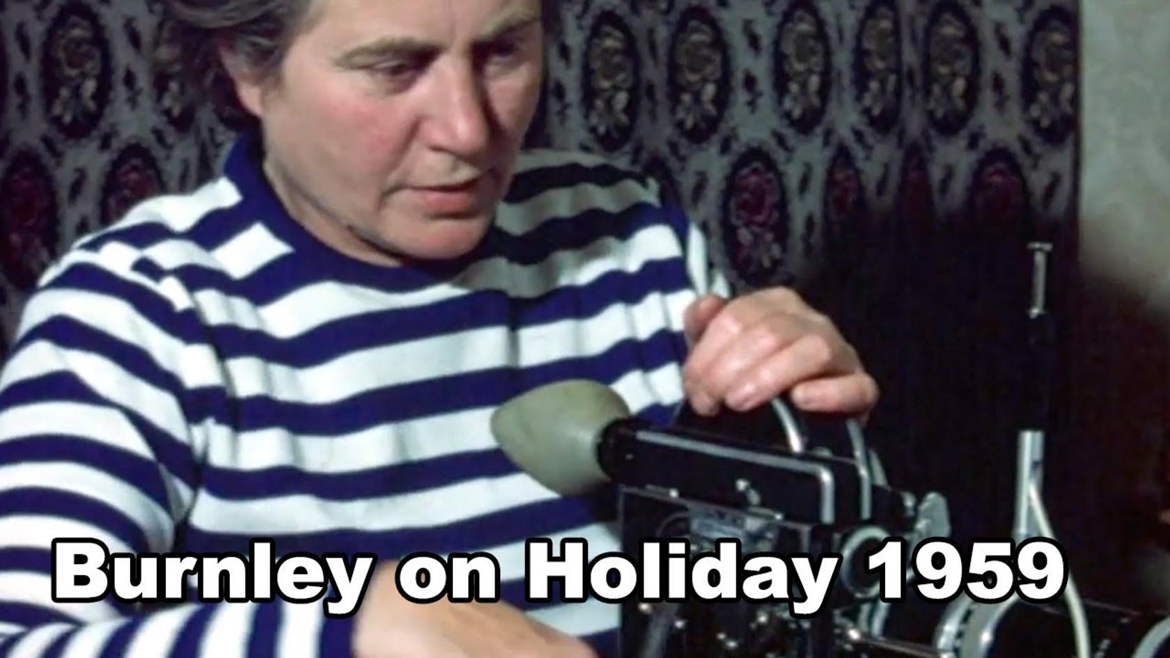 Burnley on Holiday 1959