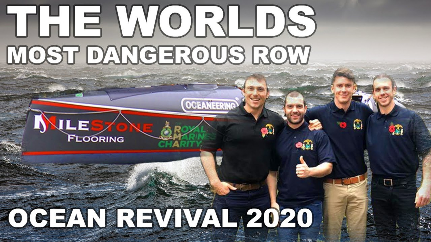 The Worlds Most Dangerous Row