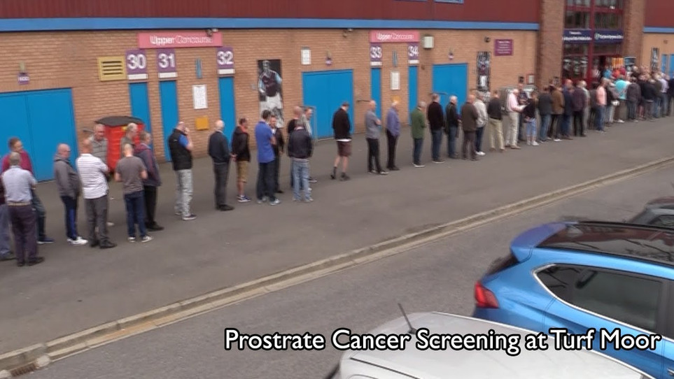 The Barry Kilby prostrate Cancer Screening Service