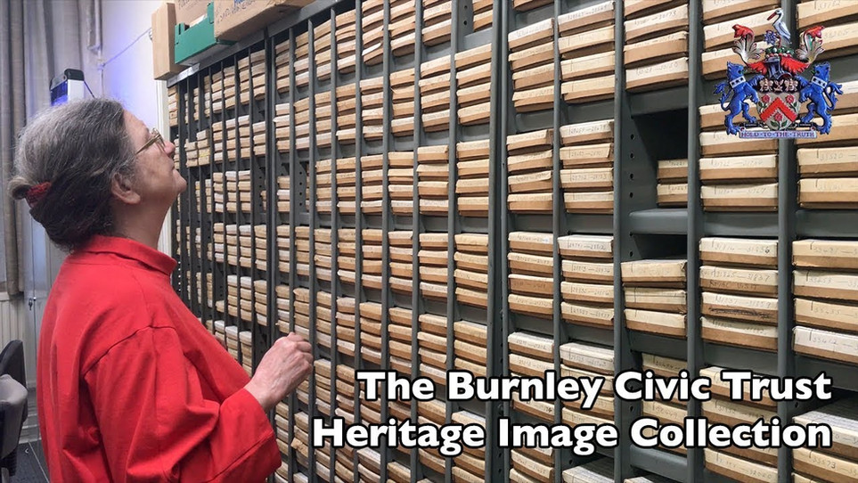 Burnley Civic Trust's heritage Image Collection