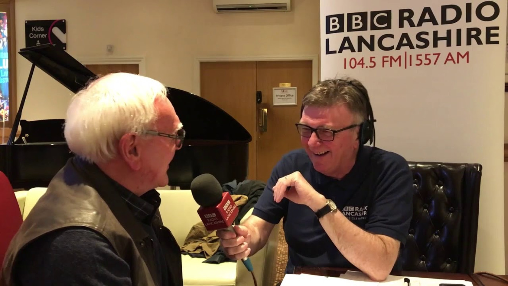 Burnley Film Makers on the Radio