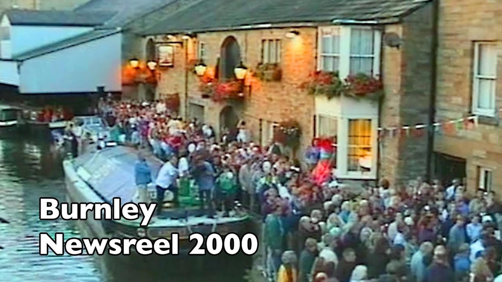 Burnley Newsreel 2000
