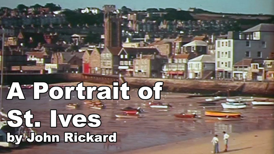 A Portrait of St. Ives