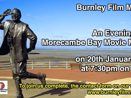Burnley - Morecambe Bay ZOOM Link-Up
