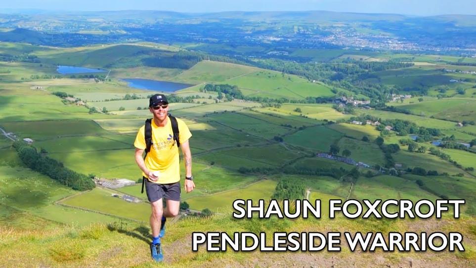 Shaun Foxcroft - Pendleside Warrior