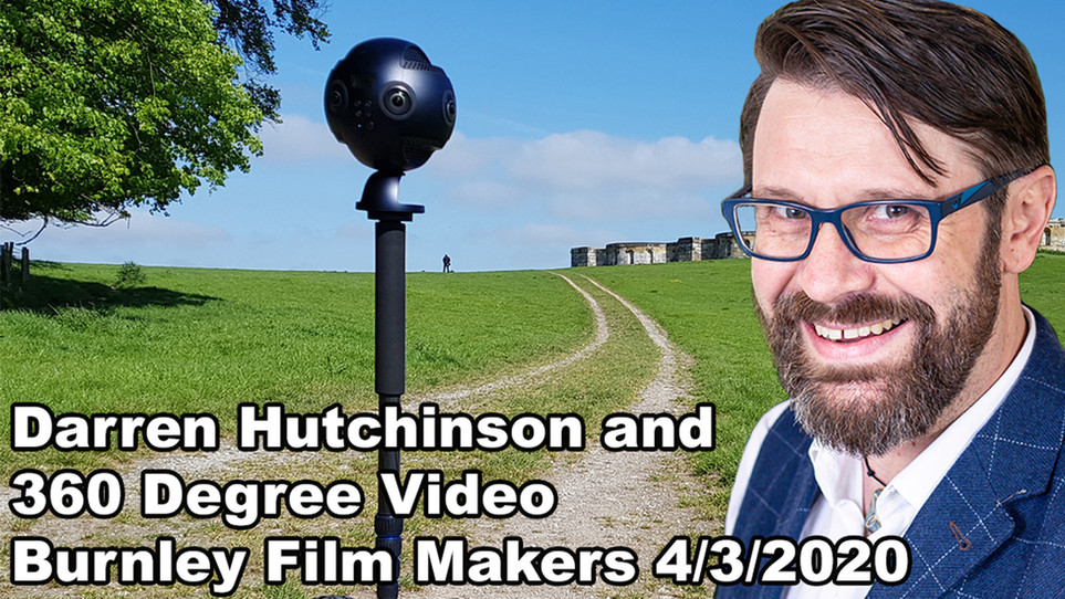 Darren Hitchinson 360 degree Video