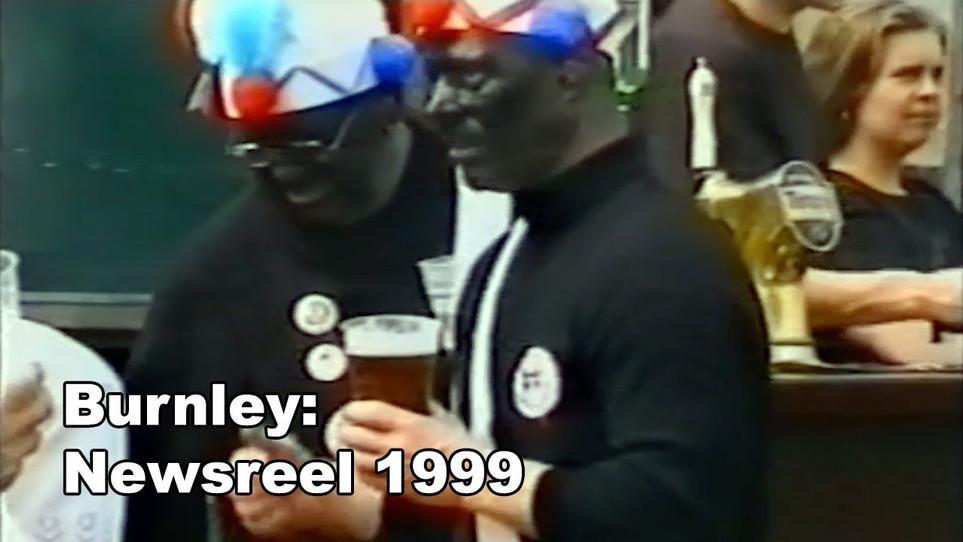 Burnley Film Makers newsreel 1999