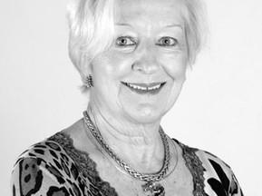 Présidente de l'association Fayence Avenir