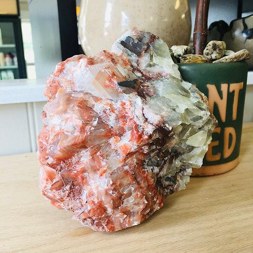 Mixed Calcite Ca2
