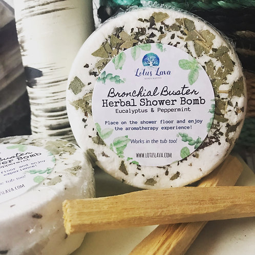 Bronchial Buster Shower Bomb
