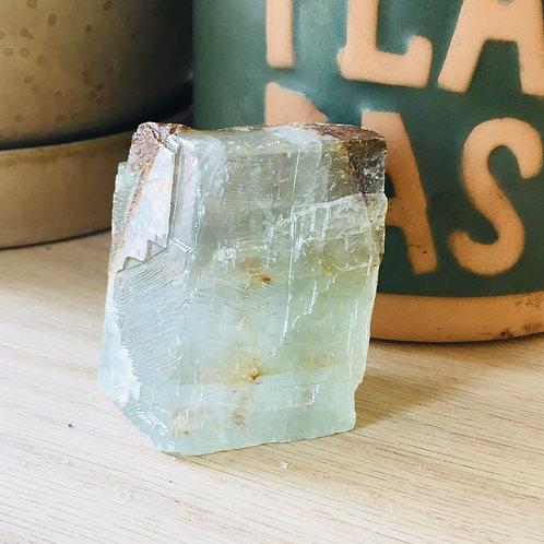 Green Calcite GC2