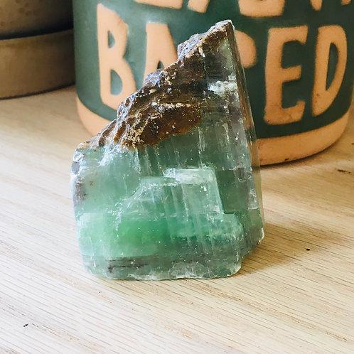 Green Calcite GC3