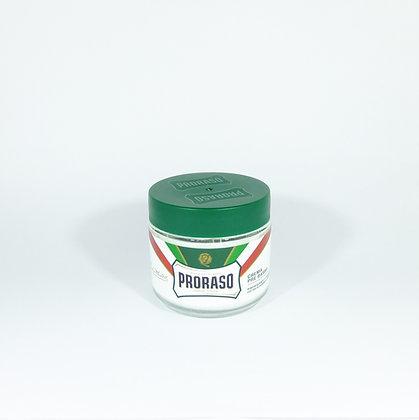 Proraso Pre-shave Cream - Eucalyptus & Menthol