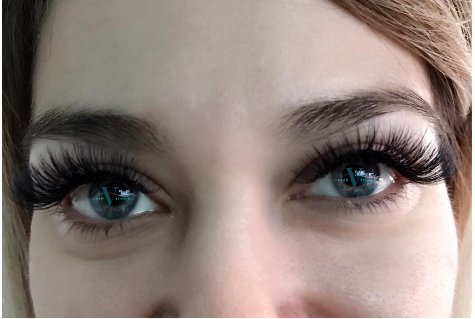 Eyelash Extensions Houston Tx V Lash Studio