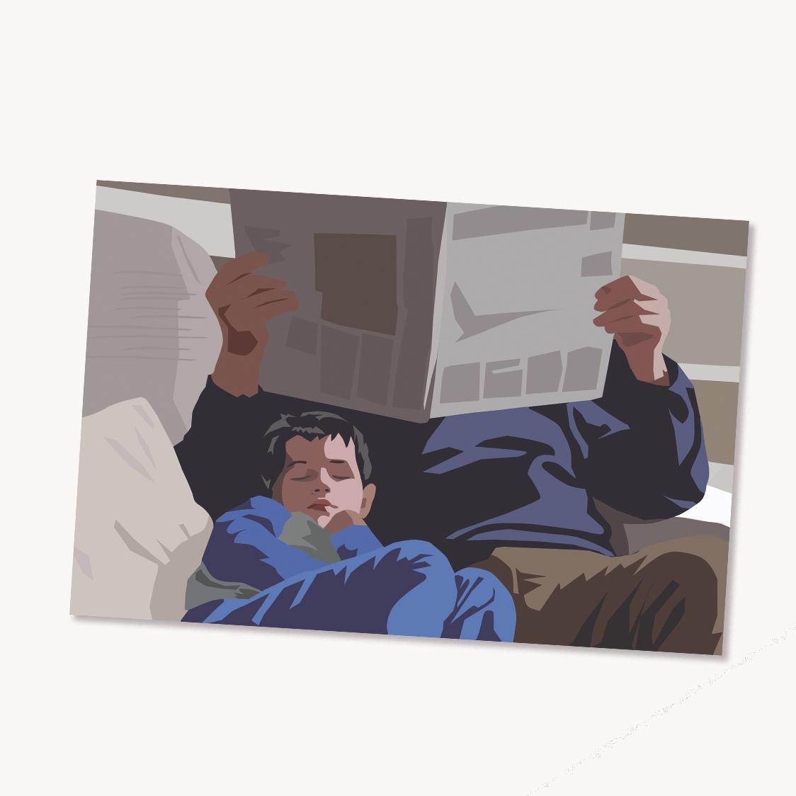 11 - Le canapé est très confortable