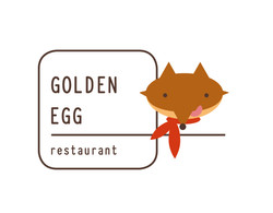 Logo - Restaurant Golden Egg
