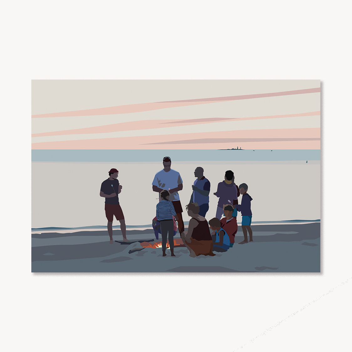 5 - Sunset Marshmallow