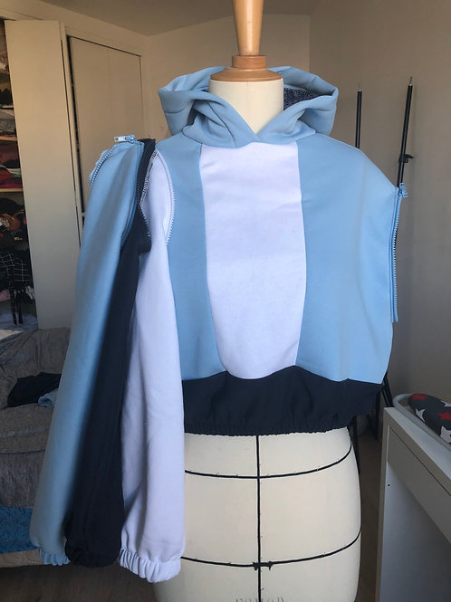 Hoodie Modifiable