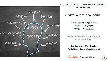 CHERISHED VOICES COUNSELLING WORKSHOPS 2