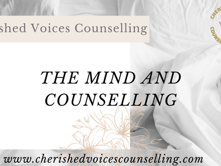 THE MIND AND COUNSELLING
