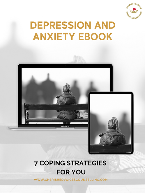 DEPRESSION AND ANXIETY EBOOK