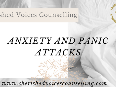 ANXIETY AND PANIC ATTACKS (PART2)