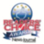 readers choic award, news journal