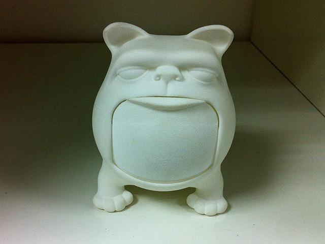 Buldog 05 3D print