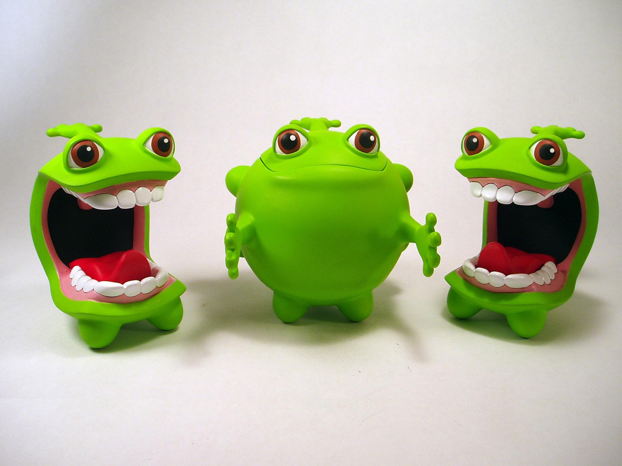froggyBall