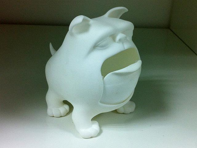 Buldog 08 3D print