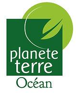 Logo Planète Terre Océan. Regroupe entreprise Anjou Bois Energie (ABE) et Loire Compost Environnement (LCE)